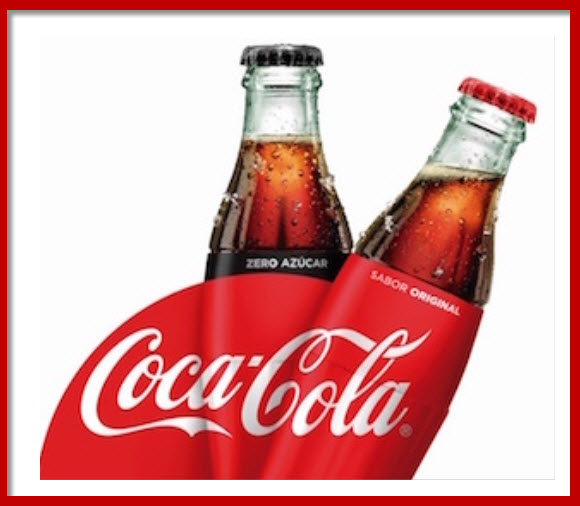 Teléfonos 0800 Coca Cola