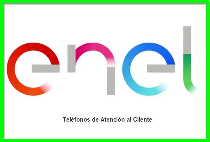 Teléfonos 0800 Enel Peru