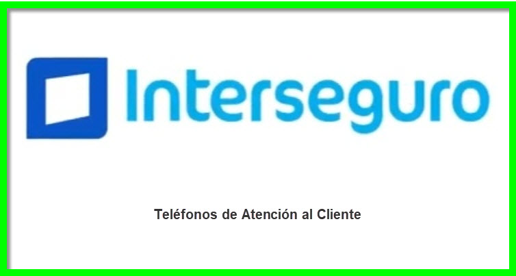 Teléfonos 0800 Interseguro