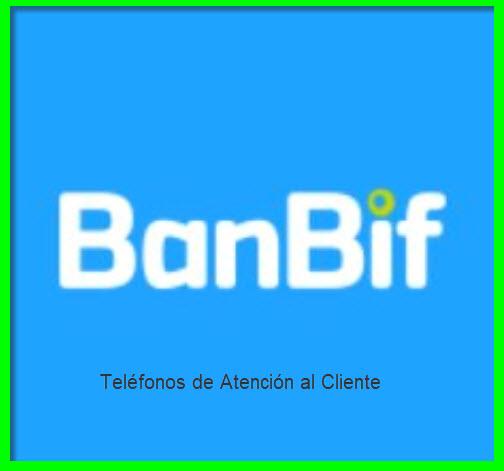 Teléfonos 0801 Banbif