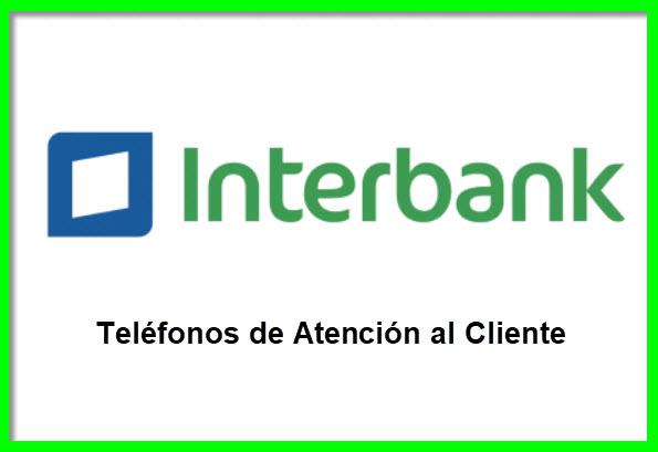 Teléfonos 0801 Interbank
